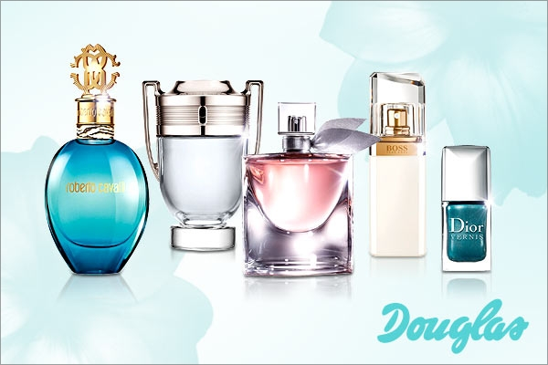 douglas- Parfümerie