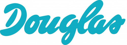 Douglas logo bei allecodes