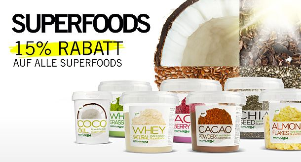 Bodylab24 Superfoods