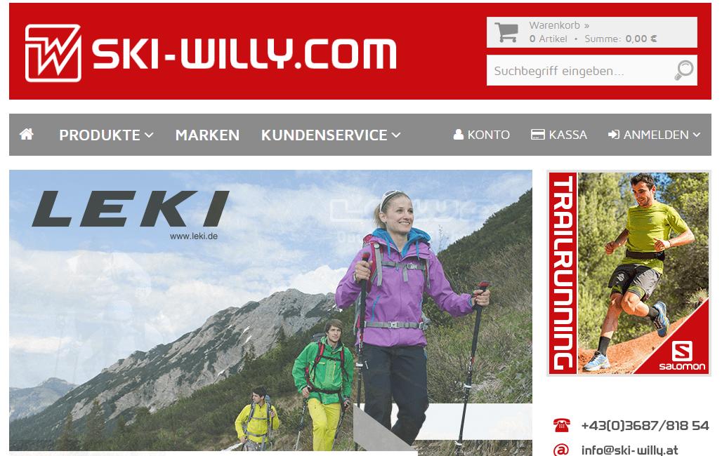 Ski Willy