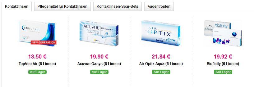 Gutschein Ihre-Kontaktlinsen.de