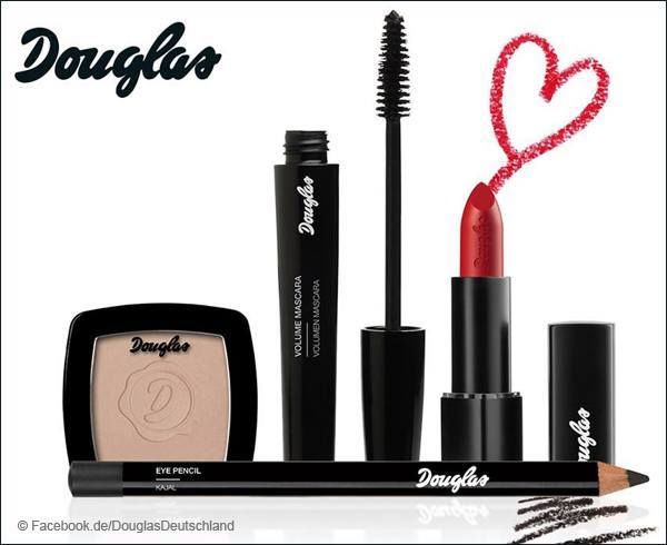 douglas make-up gutschein