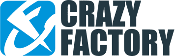 Crazy Factory logo