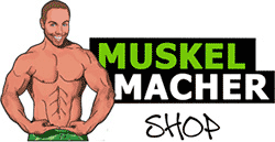 Muskelmacher Shop Logo