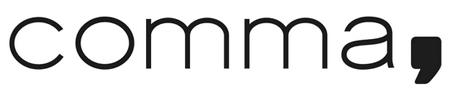 Comma-logo