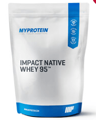 IMPACT NATIVE WHEY 95 nur 27,49 €