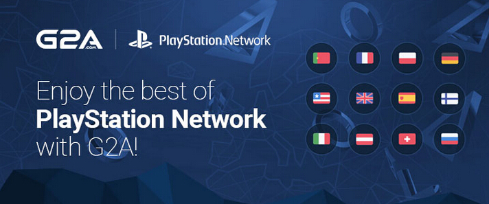 g2a.com - PlayStation Network