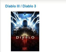 72% Rabatt auf Diablo III / Diablo 3