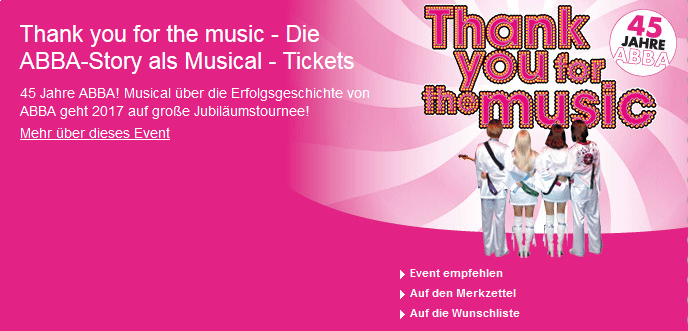 239-min.png Thank you for the music - Die ABBA-Story als Musical – Tickets ab 44.50 Euro