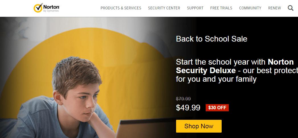 Norton von Symantec