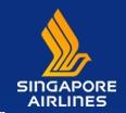 Singapore Airlines Gutscheine