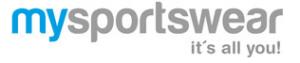 mysportswear Gutscheine