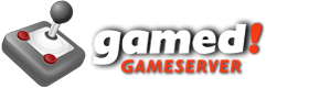 gamed!de - Gameserver Gutscheine