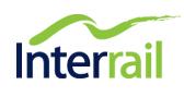 Interrail Gutscheine