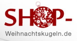Shop-Weihnachtskugeln Gutscheine