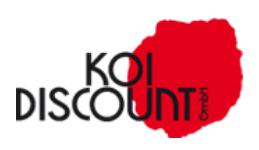 Koi Discount Gutscheine