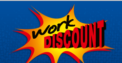 Work-Discount Gutscheine