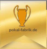 Pokal-Fabrik Gutscheine