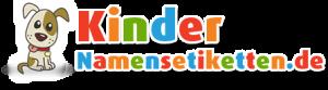 Kindernamensetiketten Gutscheine