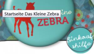 Das kleine Zebra Gutscheine