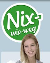 Nix Wie Weg Gutscheine