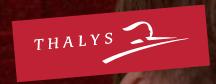 Thalys Gutscheine